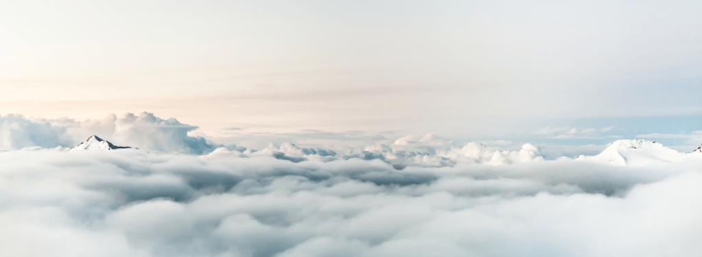 foto van wolken